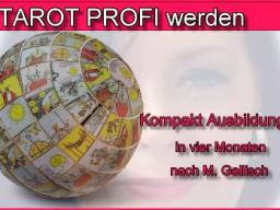 Webinar: Tarot Profi werden -4- nach M. Gellisch