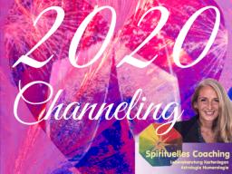 Webinar: Channeling mit Energiearbeit Jahresvorschau 2020