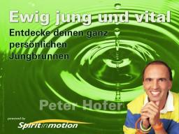 Webinar: EWIG  jung und vital (LIVE Übertragung)