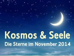 Webinar: Die Sterne im November * Kosmos und Seele