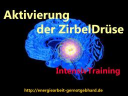Webinar: Aktivierung der ZirbelDrüse - Intensiv Training