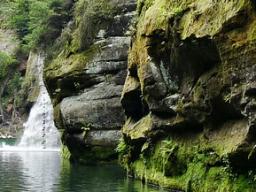 Webinar: St. Nectan's  Glenn, die heilige Quelle in Cornwall