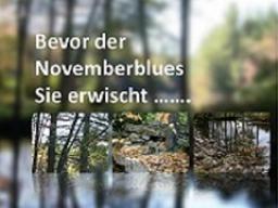 Webinar: Bevor der Novemberblues Sie erwischt   ©