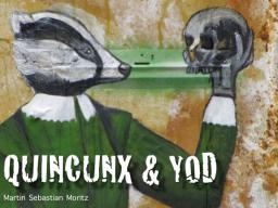 Webinar: Qunincunx und Yod - Auf einem Auge blind...Die Dynamik der inneren Spannung des 150°-Winkels