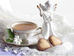 Webinar: Teestunde mit den Engeln ;)