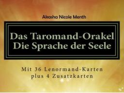 Webinar: Kartenlegen: Das Taromand-Orakel - Die Sprache der Seele - kostenfreie Vorstellung