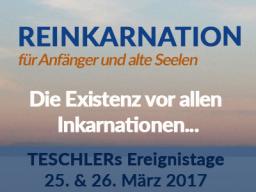 Webinar: Ereignistage: Die Existenz vor allen Inkarnationen... Meditation