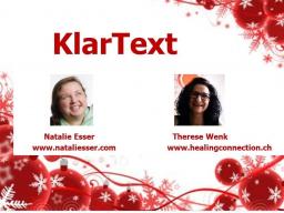 Webinar: KlarText - Zum Thema Weihnachten