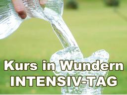 """Webinar: Kurs in Wundern-Intensivtag """"Die Macht meiner Entscheidung."""""""