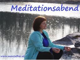 Webinar: Meditations-& Themenabend