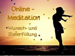 Webinar: Meditation Wunsch- und Zielerfüllung