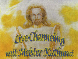 Webinar: Live-Channeling Meister Kuthumi