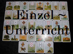Webinar: Kartenlegen - Lenormand / 2 Stunden EINZELUNTERRICHT