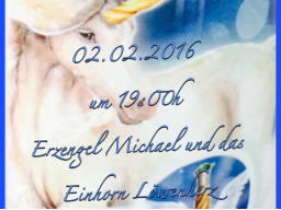 Webinar: Erzengel Michael und das Einhorn Löwenherz