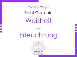 Webinar: Saint Germain: Weisheit und Erleuchtung