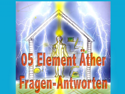 Webinar: Dritte Haut 05 Element Äther Fragen Antworten