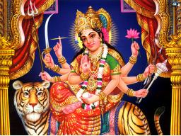 Webinar: Live Webinar aus Indien an Navaratri - Energieübertragung mit besonderem spirituellen Wissen