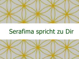 Webinar: Serafima spricht zu Dir