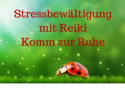 Webinar: Fernreiki - Stressbewältigung