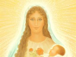 Webinar: Göttinnenlicht MUTTER MARIA (5teilige Tempel-Reise) Du Bist Das Licht in Dir. Beleuchte Deinen femininen Weg.