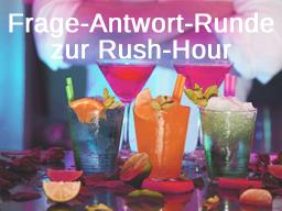 Webinar: Frage-Antworte-Runde zur Rush-Hour