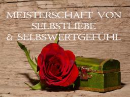 Webinar: MEISTERSCHAFT VON SELBSTLIEBE & SELBSTWERTGEFÜHL