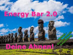 Webinar: Energy Bar 2.0 - Deine Ahnen! BONUS: Quantenimpuls Geldheilung