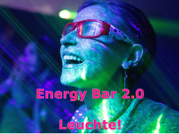 Webinar: Energy Bar 2.0 - Leuchte!