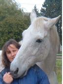 Tierkommunikatorin Daniela Gröll